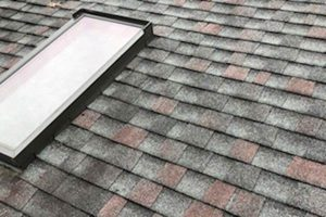 Custom Asphalt Shingle Roof