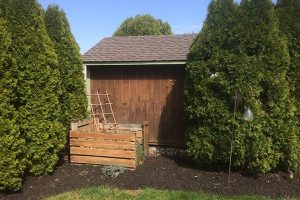 Small Shed Roofing
